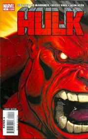 Hulk #4 Red Cover A (2008) Marvel comic book
